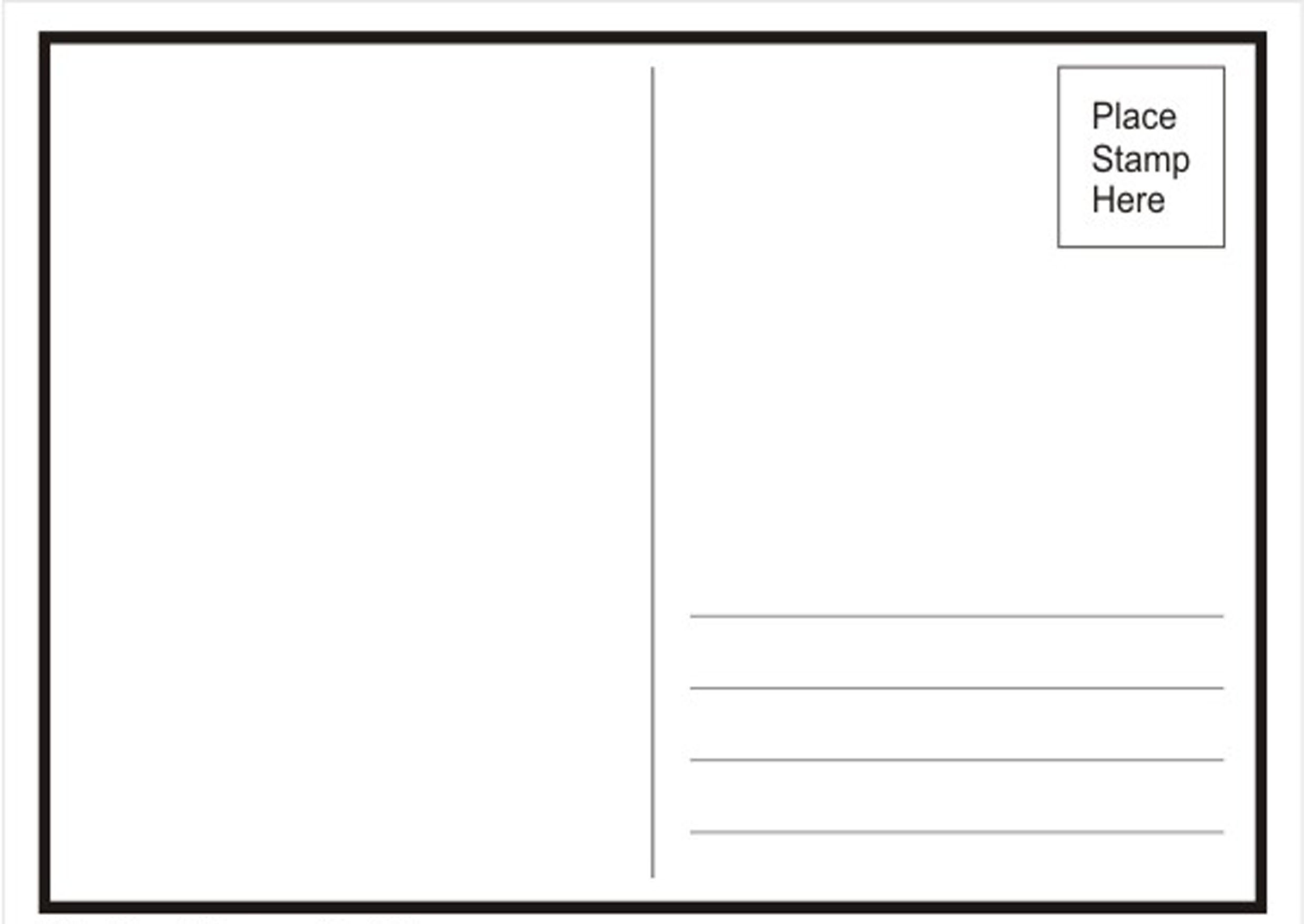 Alg research lorenashleigh page 3 for Jumbo postcard template