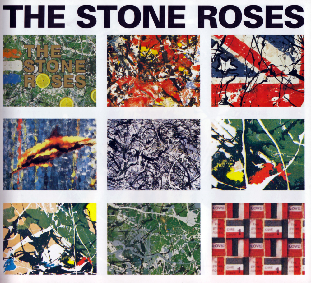 Album Covers On Pinterest Stones Roses And Artworks