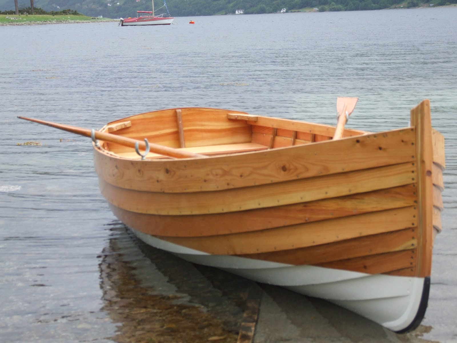 simple wooden boat construction | download wood plans